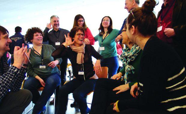 2nde rencontre FFMPS avec les salariés des fédés régionales!