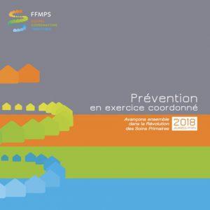 Couverture du livre prévention en exercice coordonné.